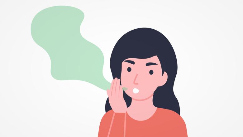 韩研究人员发现牙周炎与口臭之间的相关性