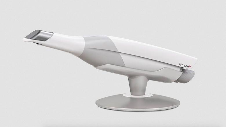 3ShapeTRIOS 3在研究中表现优于美迪特Medit i500 口腔内扫描仪