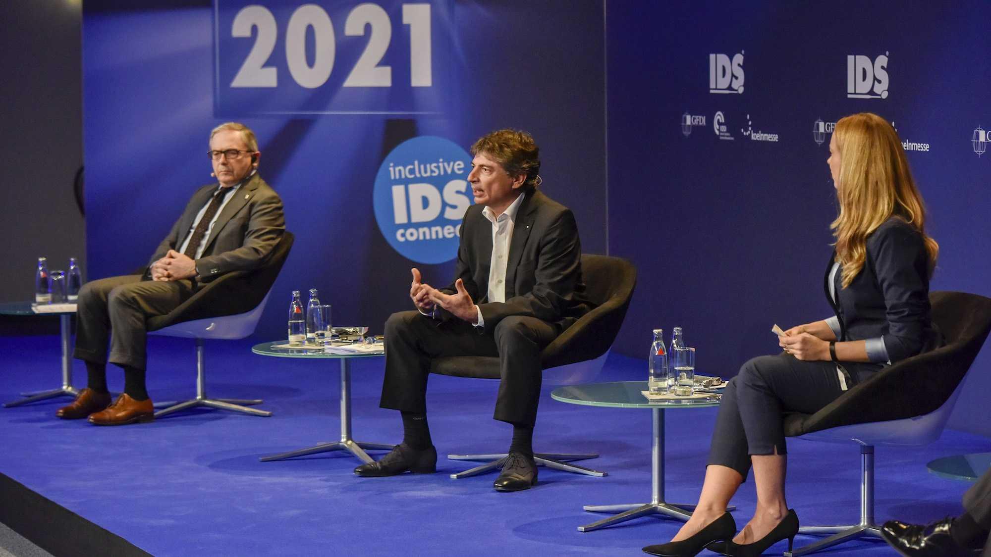 IDS 将为整个牙科行业照亮未来之路!